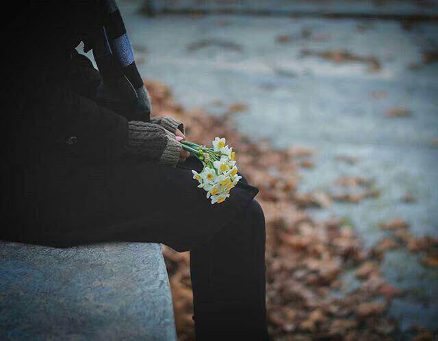 جملات غمگین همراه با تصاویر عاشقانه سال 2016